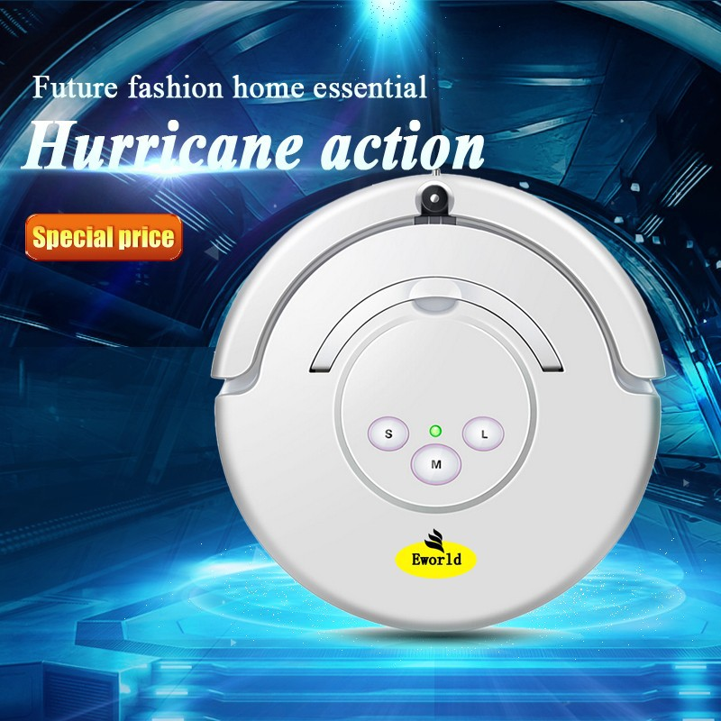robot cleaner Manual battery power vacuum cleaner Auto Floor Sweeper smart vacuum cleaning robot
