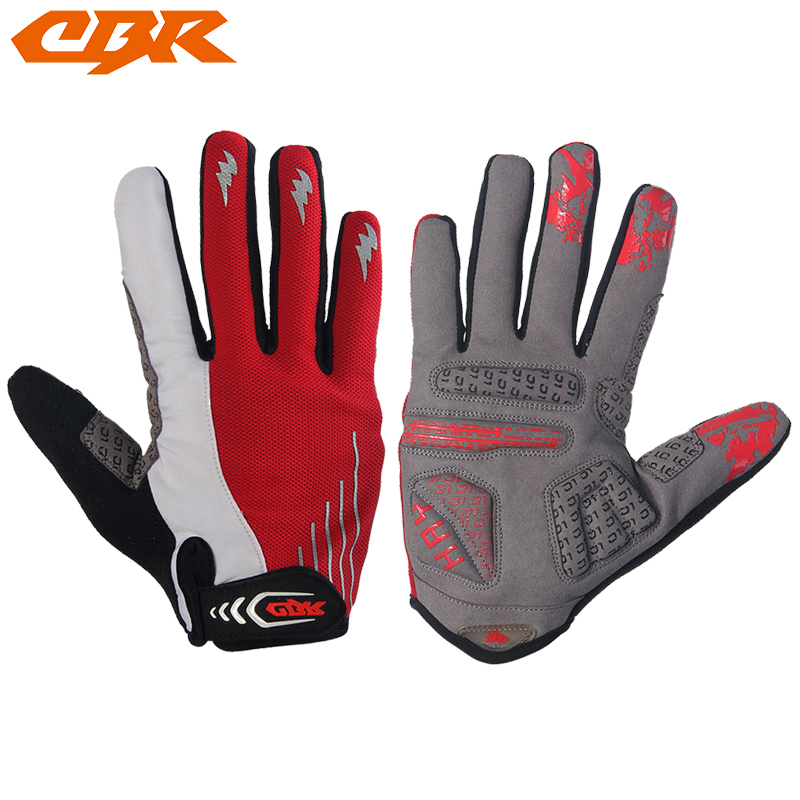 CBR Outdoor Windstopper Winter Warm Handschoenen running Riding Fietsen Motorfiets Bike Winddicht Touchscreen Handschoenen
