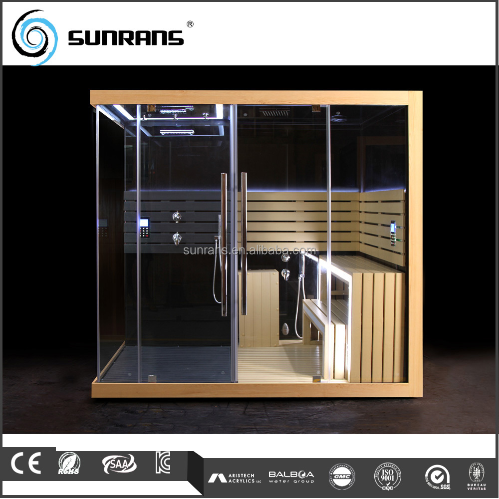 European Design Deluxe Comfortable Far Infrared Sauna For 2 Persons Sauna  Shower Room   Buy Far Infrared Sauna,Sauna Shower Room,Infrared Sauna  Product On ...