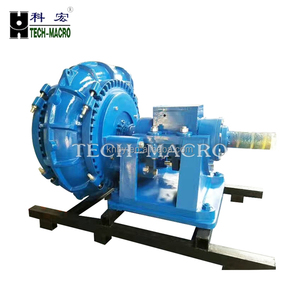 Wide Capacity Sand Dredge Pump Sale for highly abrasive slurries
