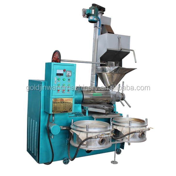 factory supply CE approved simple operation peanut oil extraction machine with vacuum pump