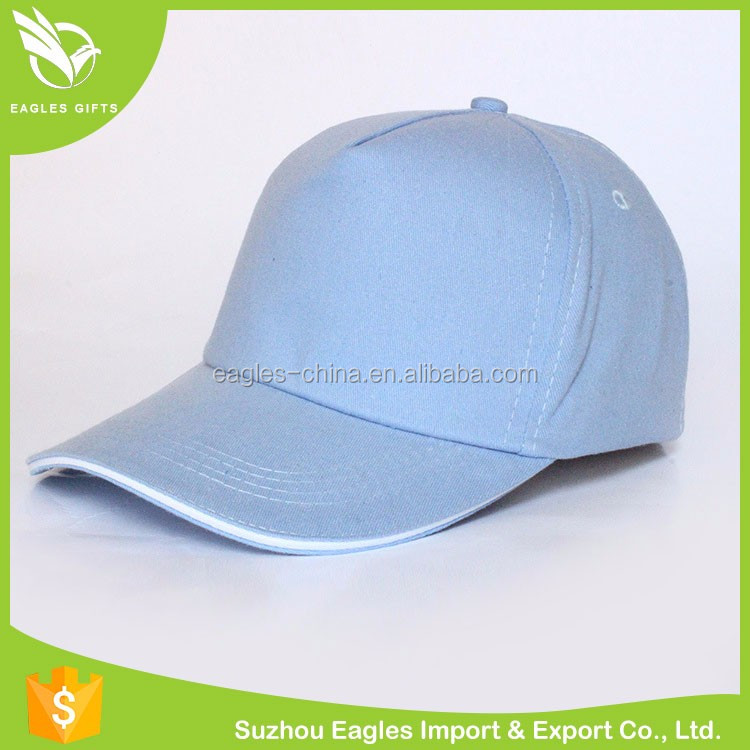 Wholesale Promotional Fashion Custom Logo Embroidered Baseball Hat And Cap