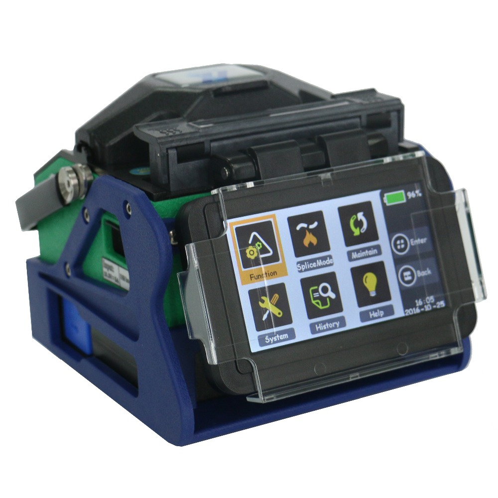 Fiber Optic Fusion Splicer Gt90-- Fiber Optic Equipments Double V-groove