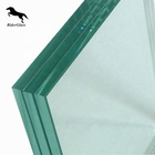 8.38mm Clear 10.38mm Tempered Laminated Glass Price