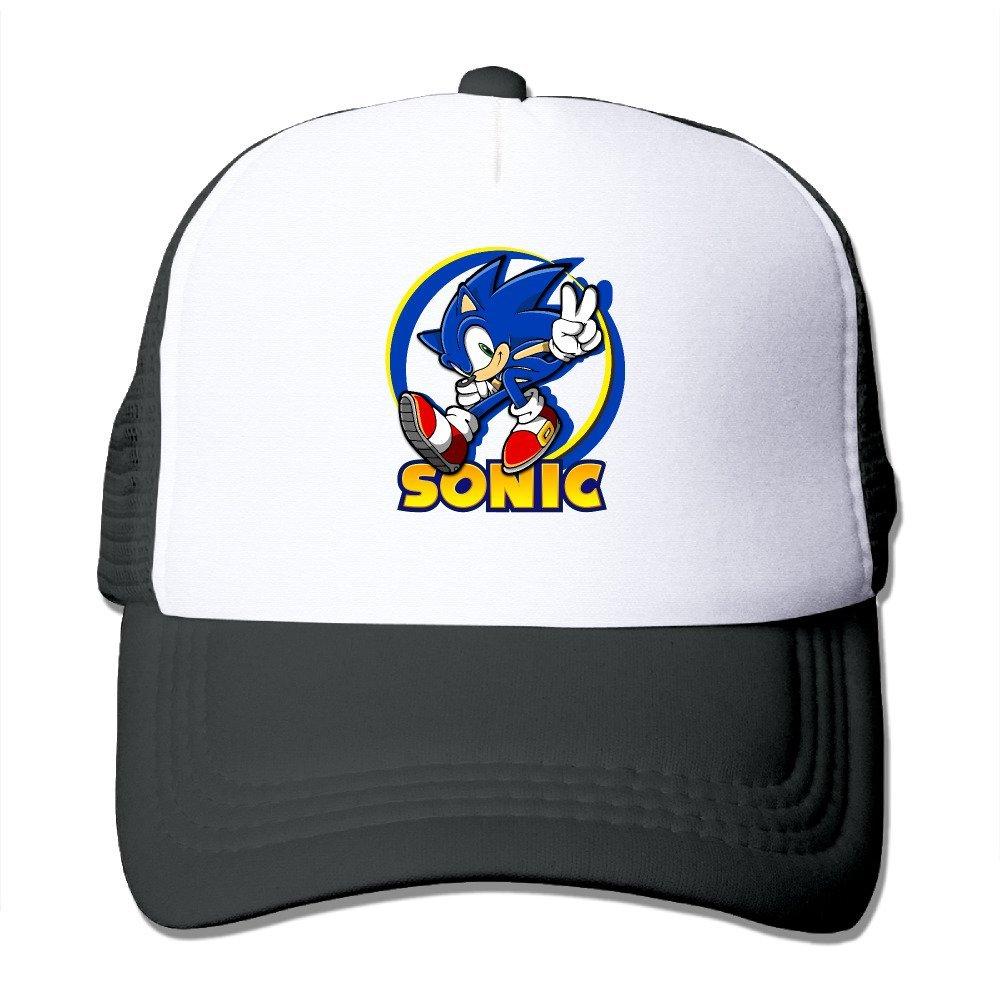 3a3b74fc8 Buy Sonic The Hedgehog Snapback Face Cartoon Youth Hat Cap Blue ...
