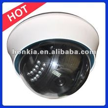 Motion Detection Wireless Network Dome Camera, supports MSN,Email