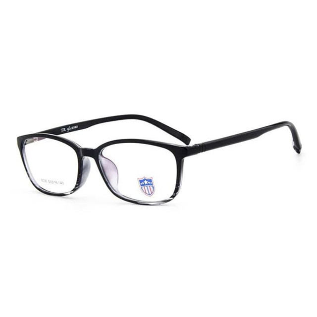 New arrival unisex TR90 optical frame China design very light full rim eyeglasses frame