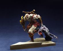 2017 famous God of War figura in resina con l'alta <span class=keywords><strong>qualità</strong></span>