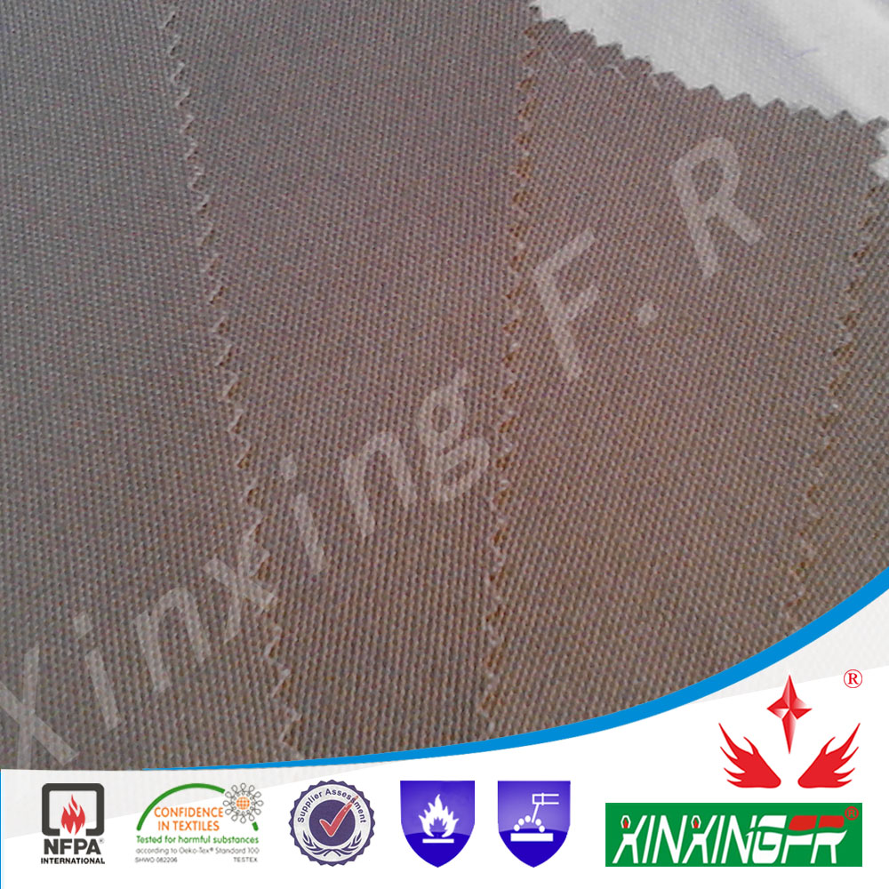 100% COTTON 220gsm flame retardant curtain fabric knit for garment