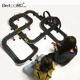 Detoo Toys Track Slot Car Set Racing Sets Race Track Road Racing Toy