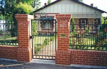 Newest 2017 Estate Entrance Gate Pillar Designs