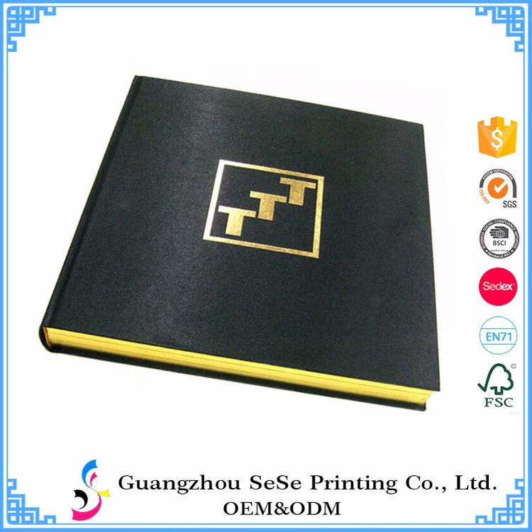Foil Stamping Book Cover Diy : Custom book printing hot stamping foil hard cover
