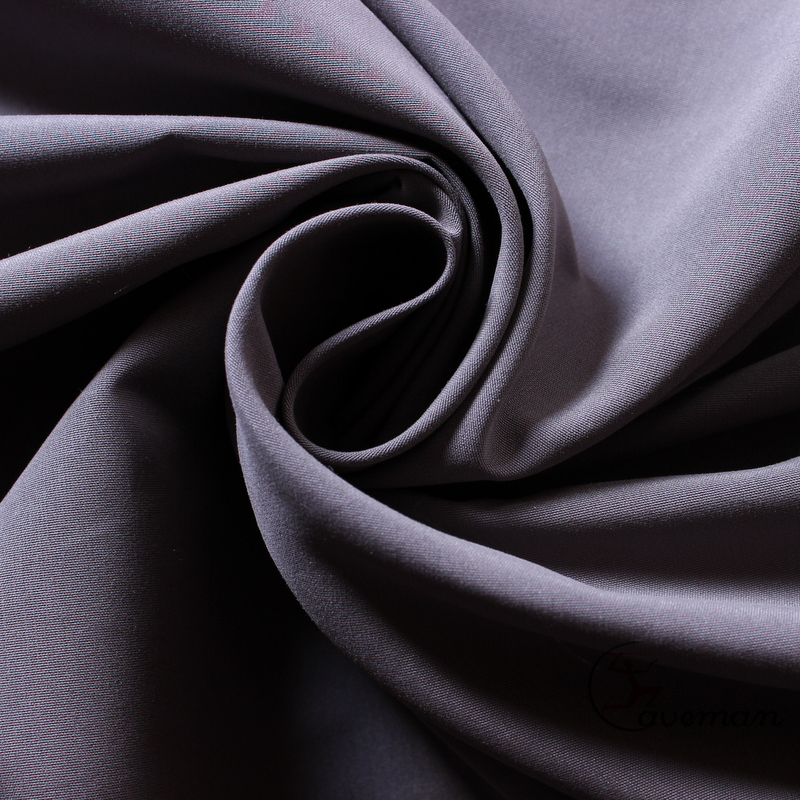 fabric for bed soft polyester peach skin 108gsm classic home textile for pillow inner and quilt cover
