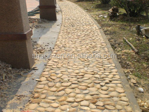 Garden Glow In The Dark Pebble Stone For Decoration Indonesia Mosaic Product On Alibaba