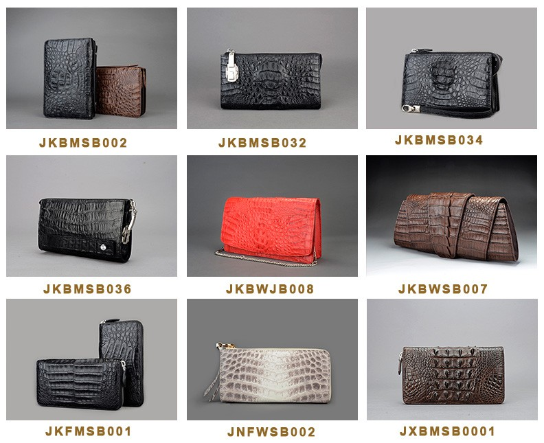 Made In China Genuine Leather Clutch Bags For Girls