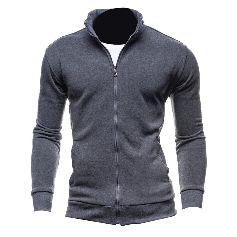 Jofemuho Women Long Sleeve Hooded Zipper Printed Fleece Sweatshirt with Pockets