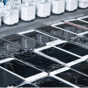 Offering Replace Broken Cracked or Damaged Mobile Phone LCD Display Screen Glass Repair and Refurbishing Factory Service