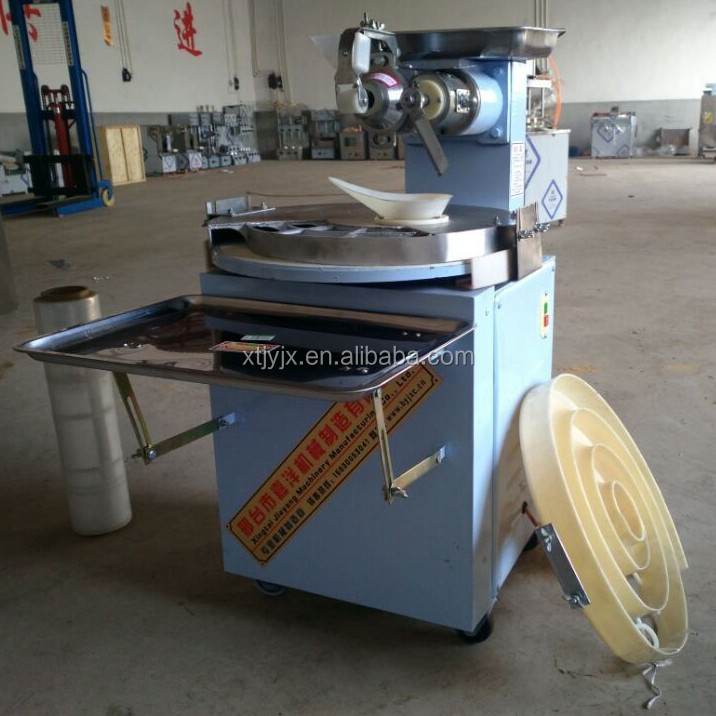 Bread dough divider rounder/dough roller cutter machine/continuous dough divider and rounder