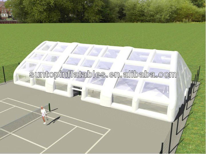 customized inflatable greenhouse for sales