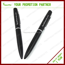 Quality Customized Logo Metal Twist-action Ballpoint Pen , MOQ 100 PCS 0207087 One Year Quality Warranty