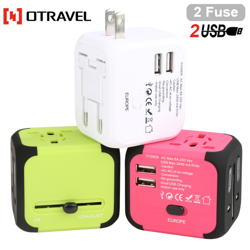 Rapid Charge 2.4 Amp Universal Wall USB Travel Home to AC Power travel Adapter Charger For Samsung Galaxy iphone etc