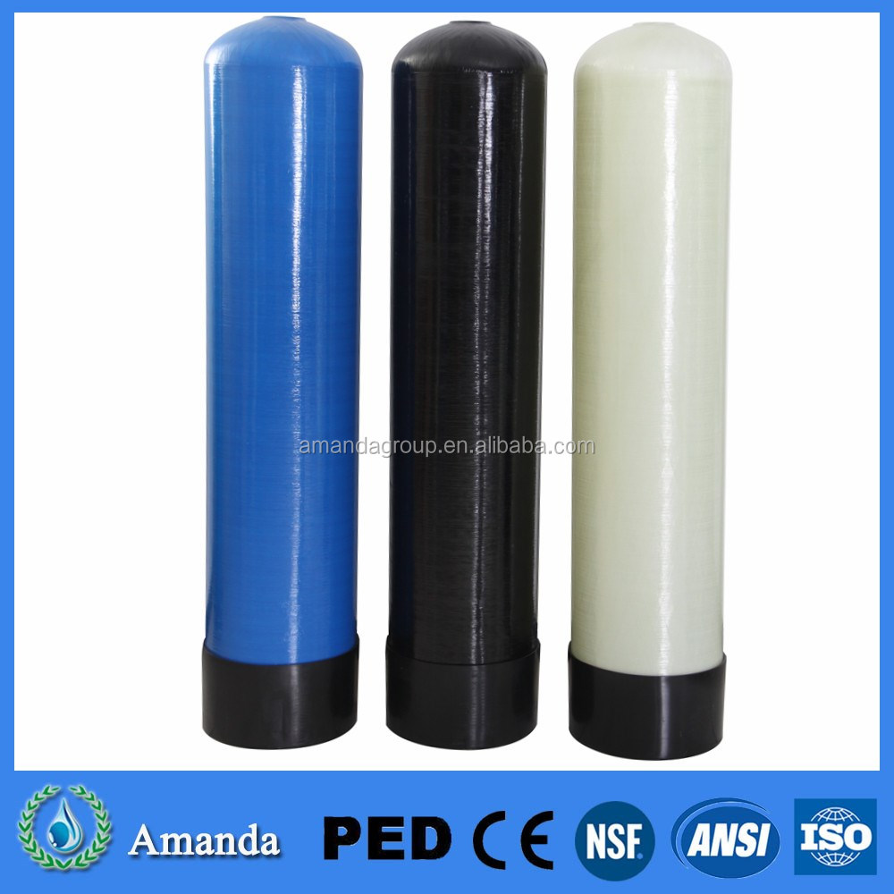 1465 Activated Carbon Filter FRP Composite Vessel with NSF listed