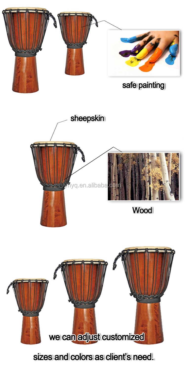 Traditional African Djembe Drums - Buy Djembe Drums ...