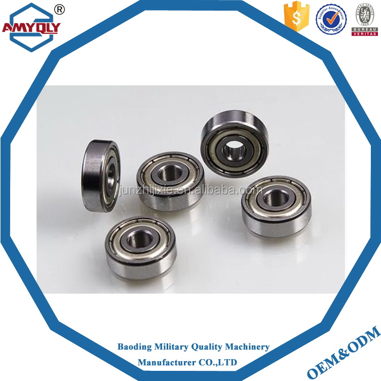 Factory hot sell radio control miniature bearings 691
