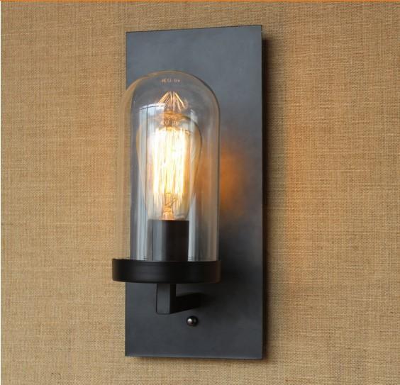 lampe applique murale vintage. Black Bedroom Furniture Sets. Home Design Ideas