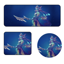 Dota2 Gaming Mousepad For Promotion Exquisite Design and Newly Style Keyboard Mat for Desk Flexible and Soft Mousepad