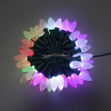 New Year decoration fairy light C7 string led colorful Wedding Christmas Birthday Party