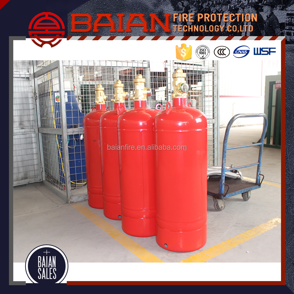 Fire Equipment Cabinet Cabinet Type Gas Suppression Cabinet Type Gas Suppression