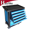 High qulity steel Mobile Metal Tool Box with wheels