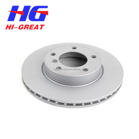 High Quality Chasis Parts Car Brake Discs Rotor 34111165455/34111160674