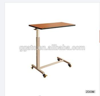 Good Medical Tilt Top Split Hospital Overbed Table