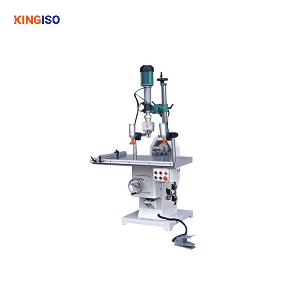 Woodworking hinge driller machine for panel drilling