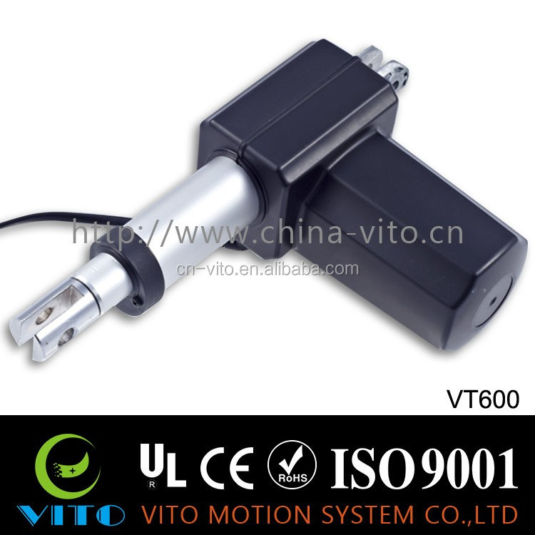 48mm/s High Speed DC Motor Electric Linear Actuator For TV Lift