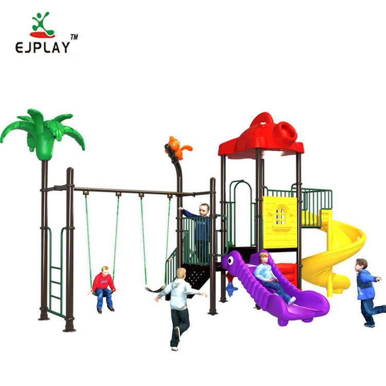Made in China New Design Outdoor Preschool Outdoor Playground Ideas