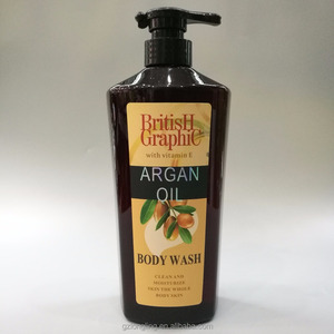 Natural Argon oil OEM/ODM shampoo 800ml