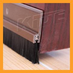PVC holder door bottom seal strip brush wooden door seal strip & Pvc Holder Door Bottom Seal Strip Brush Wooden Door Seal Strip - Buy ...