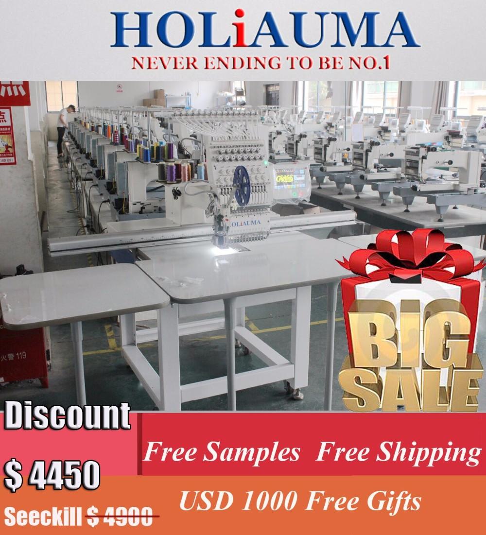 Tajima 12 Needles 6 Head Embroidery Machine Price Holiauma 2018 6