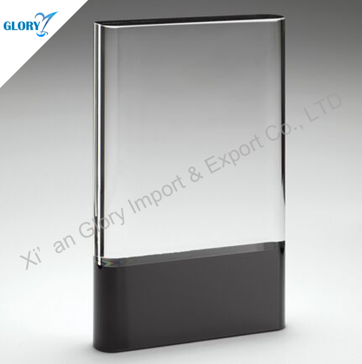 Competitive wholesale crystal plaques from China