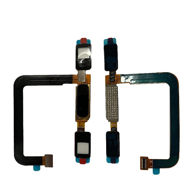 For Nokia 6 ui Home Button Touch ID Fingerprint Sensor Flex Cable
