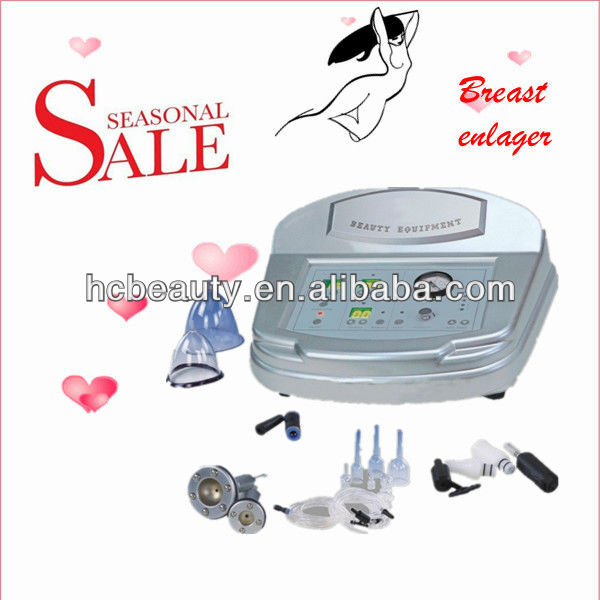 breast care /breast enlarger stimulation device for home use