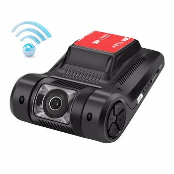 "2.45"" LCD WIFI Car DVR camera Mini Hidden Dash Camera Full HD 1080P WDR 170 Angle dvr"