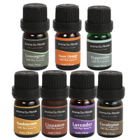 12 Packs Aromatherapy Essential Oils Private Label Gift Set 10ml Lavender Oil For Diffuser Relaxation And Calming