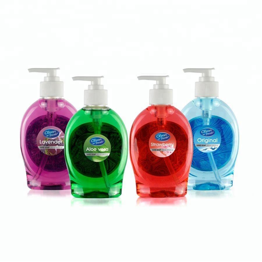 Jabón De Manos Personalizado De 250ml Para Niños/jabón Blanqueador ...