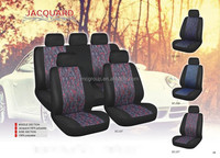 character pattern jacquard full set Car Seat Cover/seat cover for car