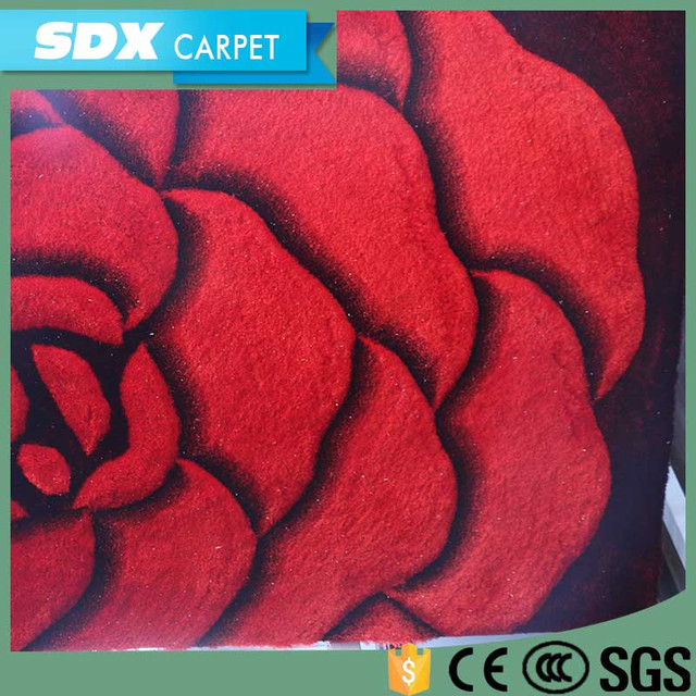 soft design discount 3d shaggy roll carpets tiles