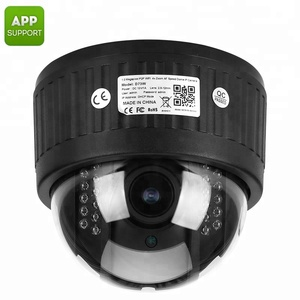 indoor wifi wireless onvif IR night vision camera for home dome security ip camera